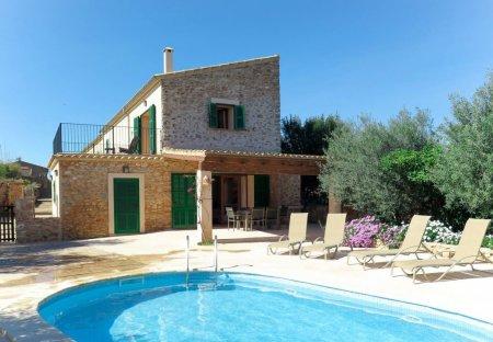 Villa in S' Horta, Majorca