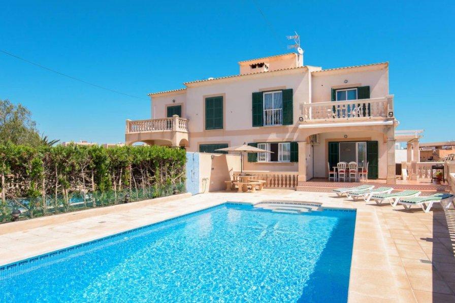 Villa in Spain, Portocolom