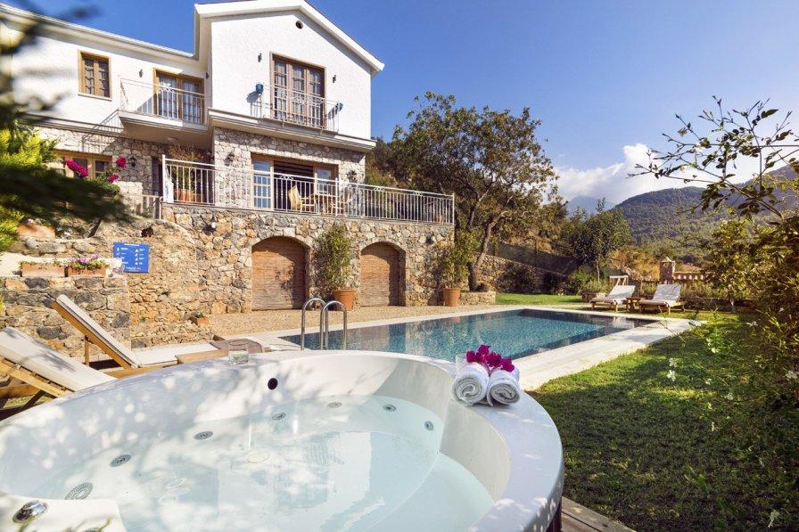 Villa in Turkey, Kayaköy
