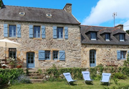 House in Lanvéoc, France