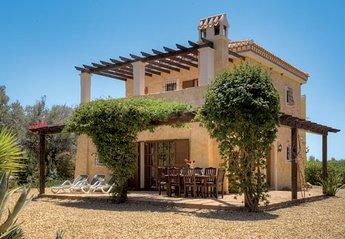 Villa in Spain, Desert Springs, Cuevas del Almanzora: 8 La Rosa, Desert Springs