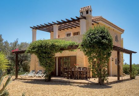 Villa in Cuevas del Almanzora, Spain: 8 La Rosa, Desert Springs