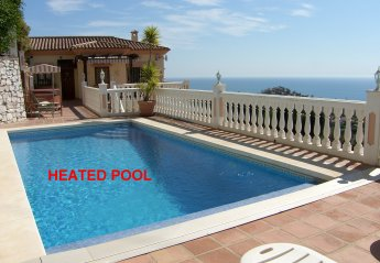 4 bedroom Villa for rent in Benalmadena