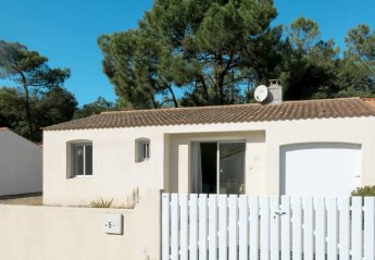 2 bedroom House for rent in La Tranche sur Mer