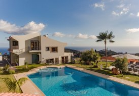 Villa in Santo António, Madeira