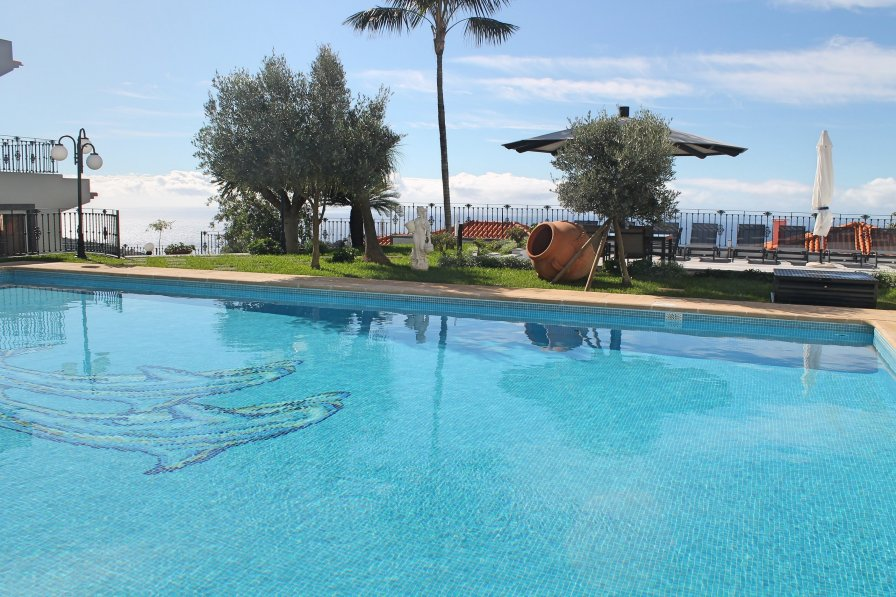 Holiday villa in Santo António, Madeira, with private pool
