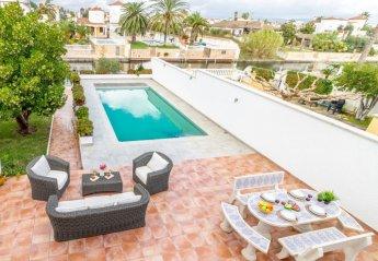 5 bedroom Villa for rent in Empuriabrava