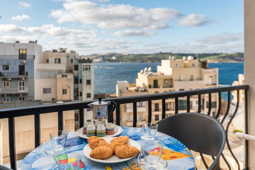 Apartment in Malta, Bugibba