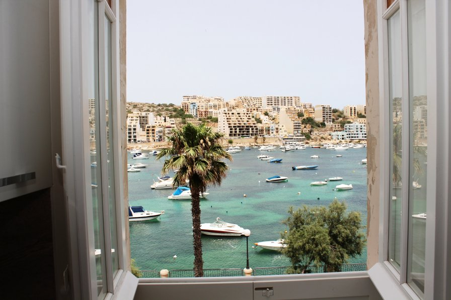 Apartment in Malta, Bugibba