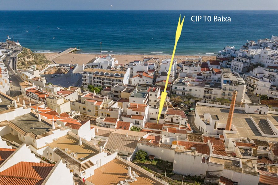Studio apartment in Portugal, Albufeira