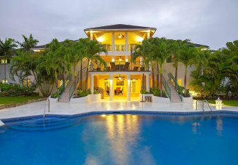 9 bedroom Villa for rent in Holetown