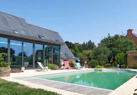 Villa in Cast, France