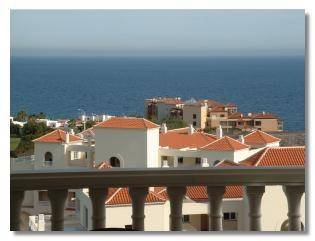 Apartment in Spain, Golf del Sur: Gorgeous views from the balcony