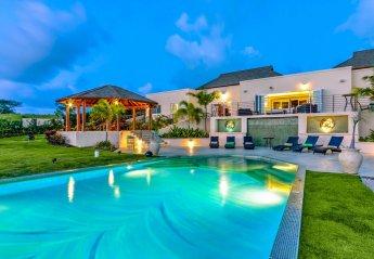 7 bedroom Villa for rent in Holetown