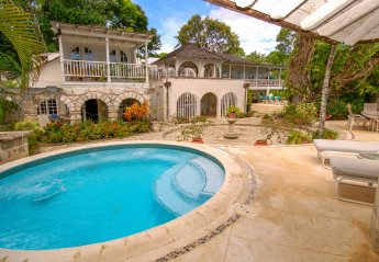6 bedroom Villa for rent in Holetown