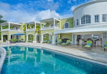 8 bedroom Villa for rent in Holetown
