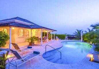4 bedroom Villa for rent in Holetown
