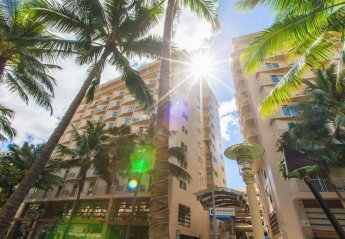 2 bedroom Apartment for rent in Honolulu