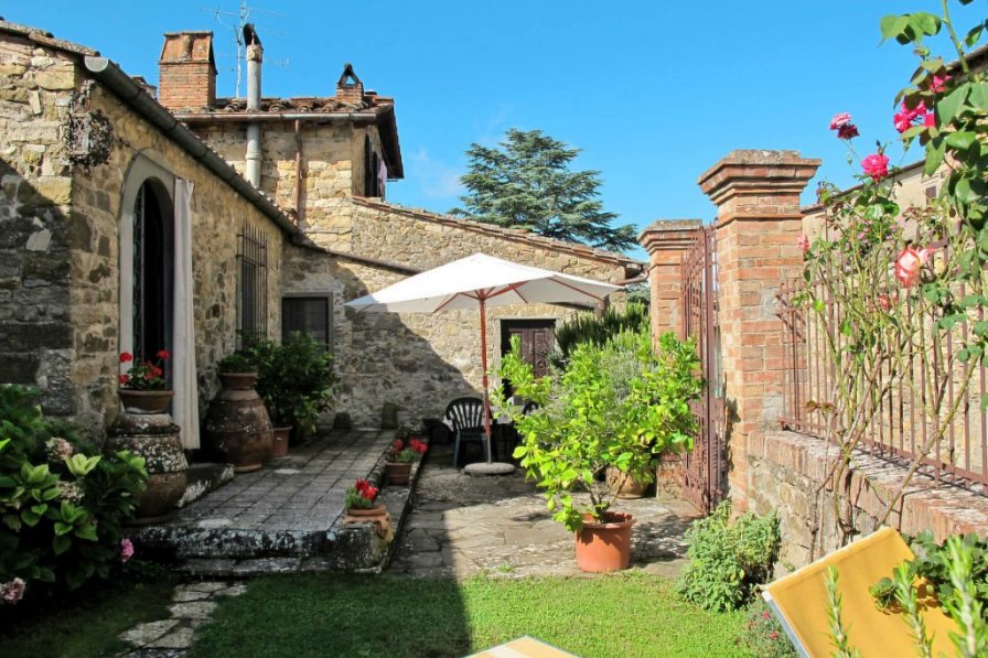 Villa in Italy, Panzano in Chianti