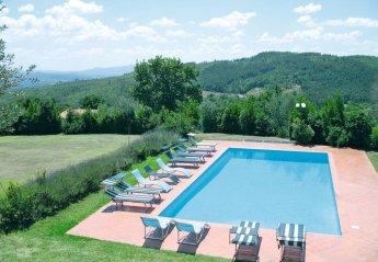 7 bedroom Villa for rent in Loro Ciuffenna