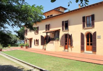 7 bedroom Villa for rent in San Miniato