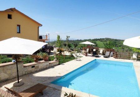 Villa in Collevecchio, Italy