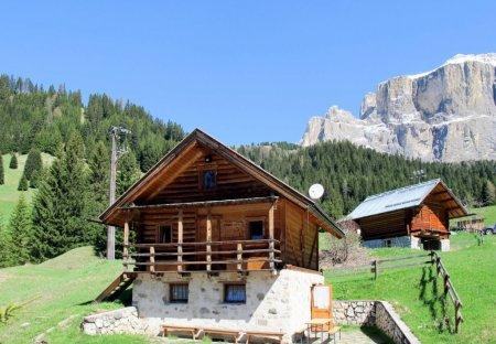 Villa in Canazei, Italy