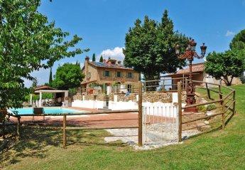 6 bedroom Villa for rent in Gambassi Terme