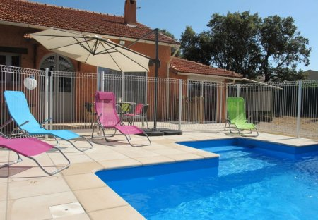 Villa in Ampus, the South of France
