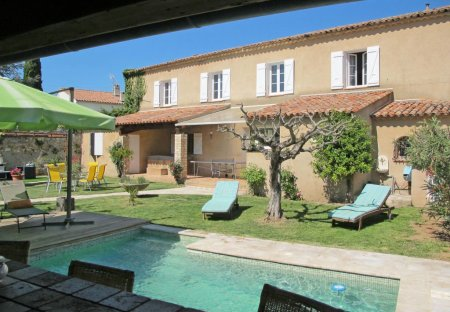 Villa in Barjols, the South of France