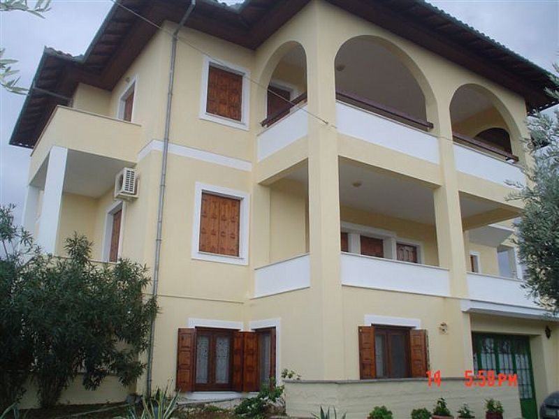 Apartment in Greece, Magnesia: Exterior view