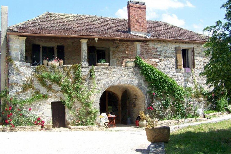 Villa in France, Crayssac
