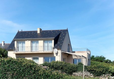 House in Audierne, France