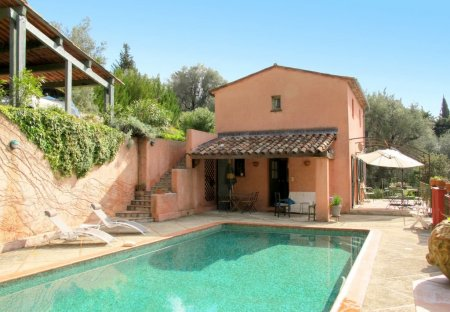 Villa in Magagnosc, the South of France