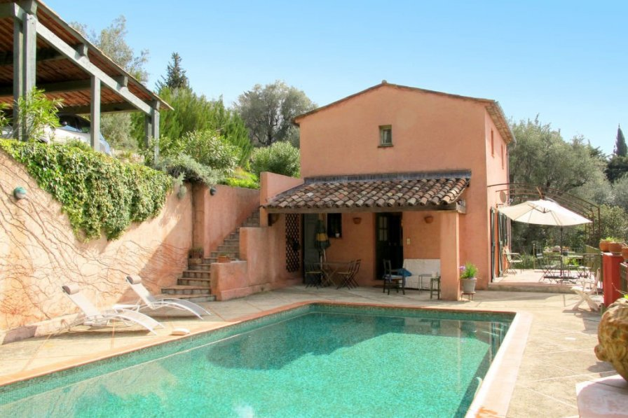 Ferienhaus mit Pool (GAS125)