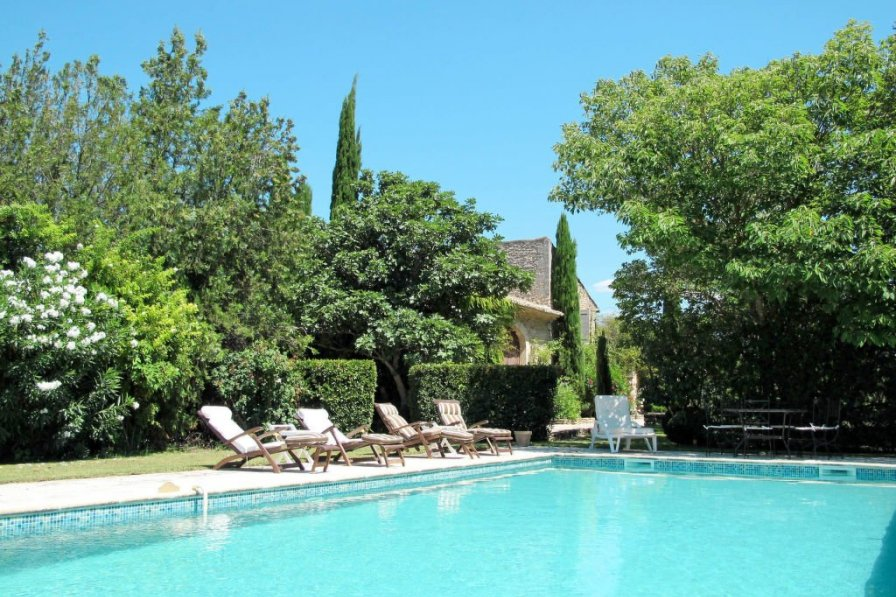 Villa in France, Cabrières-d'Avignon