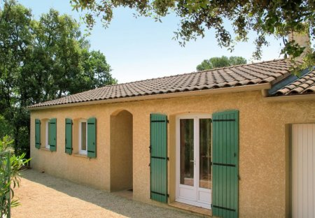 House in Le Cannet-des-Maures, the South of France