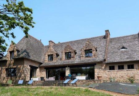 House in Morlaix, France