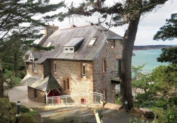 4 bedroom House for rent in Perros-Guirec