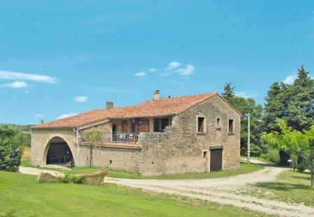 House in Pont-de-Barret, France