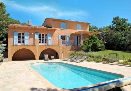 House in Vidauban, the South of France