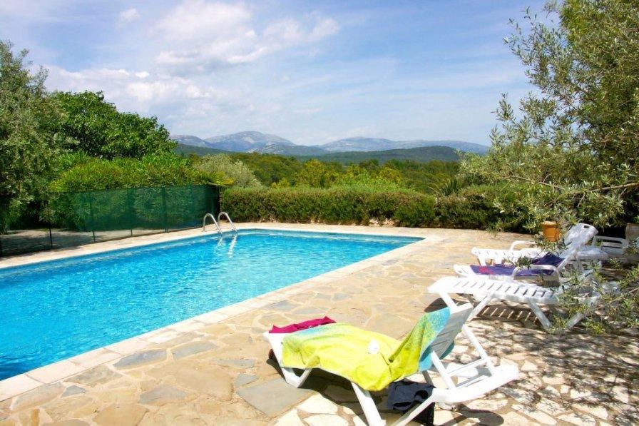 Villa in France, Tourrettes