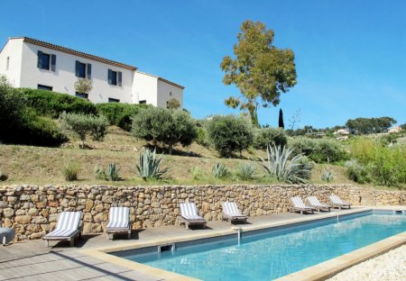Villa in Ollioules, the South of France