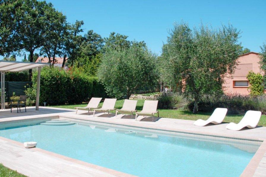 Ferienhaus mit Pool (SCZ110)