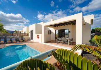 1 bedroom Villa for rent in Playa Blanca