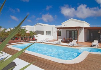 1 bedroom Villa for rent in Playa Blanca