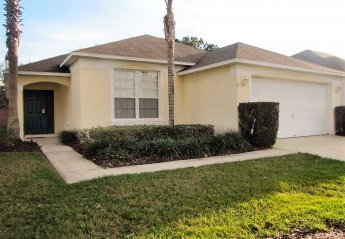 4 bedroom Villa for rent in Orlando