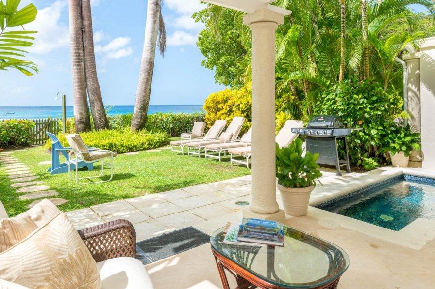 Beach Villa at Mahogany Bay