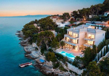 Villa in Selca, Croatia