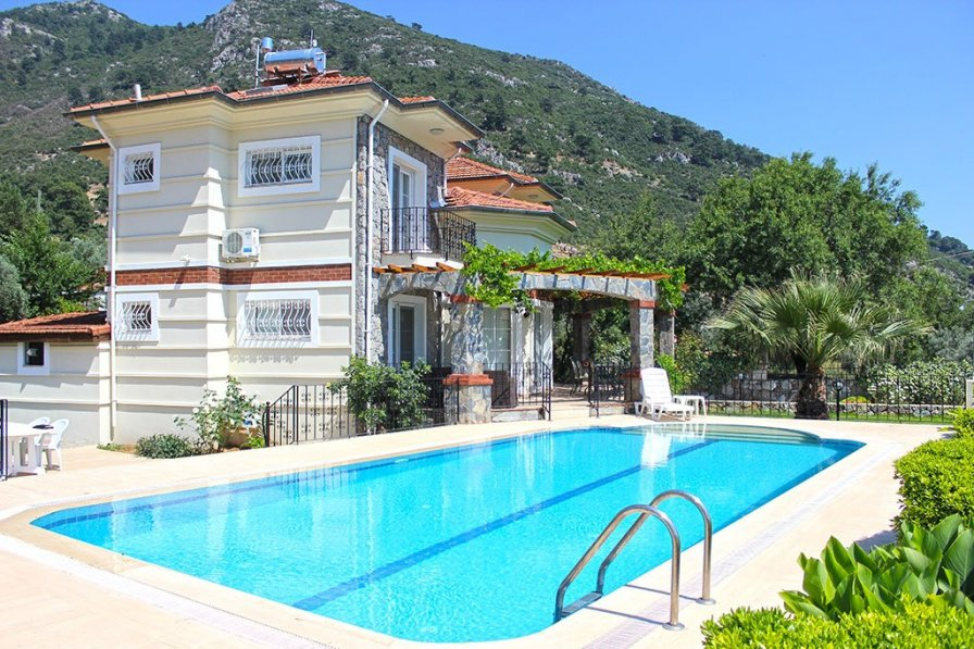 Villa To Rent In Fethiye Turkey With Private Pool 284625